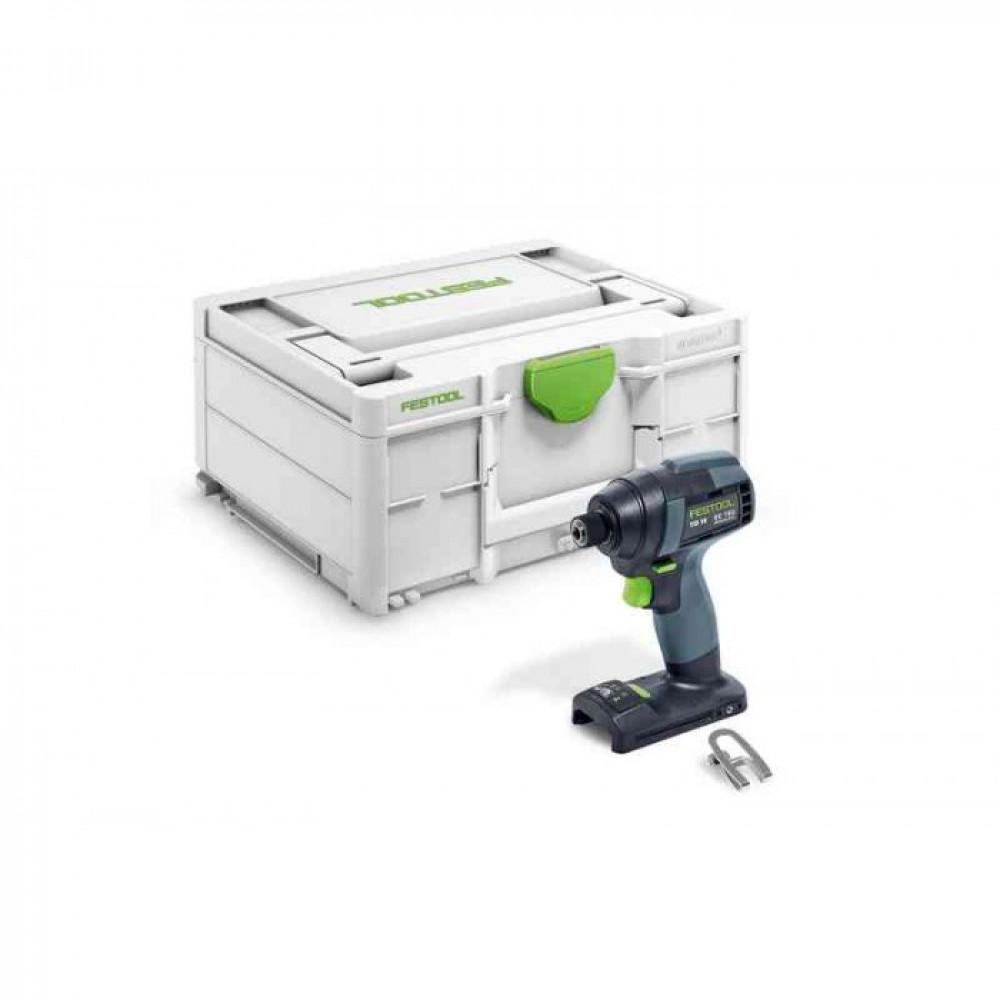 Акумуляторна імпульсна дриль шуруповерт Festool TID 18-Basic 576481