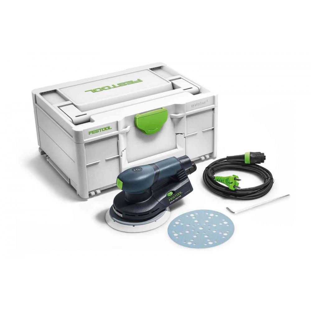 Ексцентрикова шліфувальна машинка Festool ETS EC 150/3 EQ-Plus 576320
