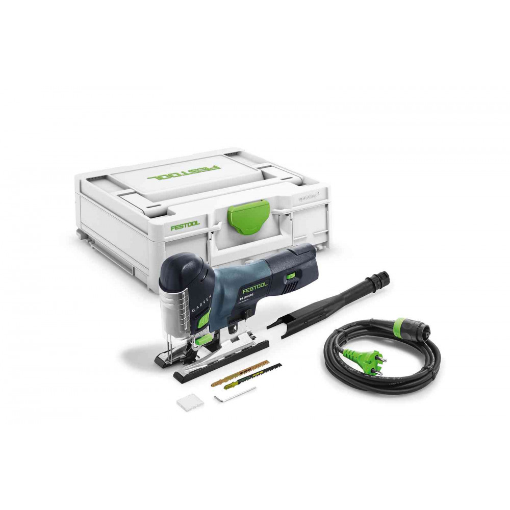 Маятниковий лобзик Festool CARVEX PS 420 EBQ-Plus 576175
