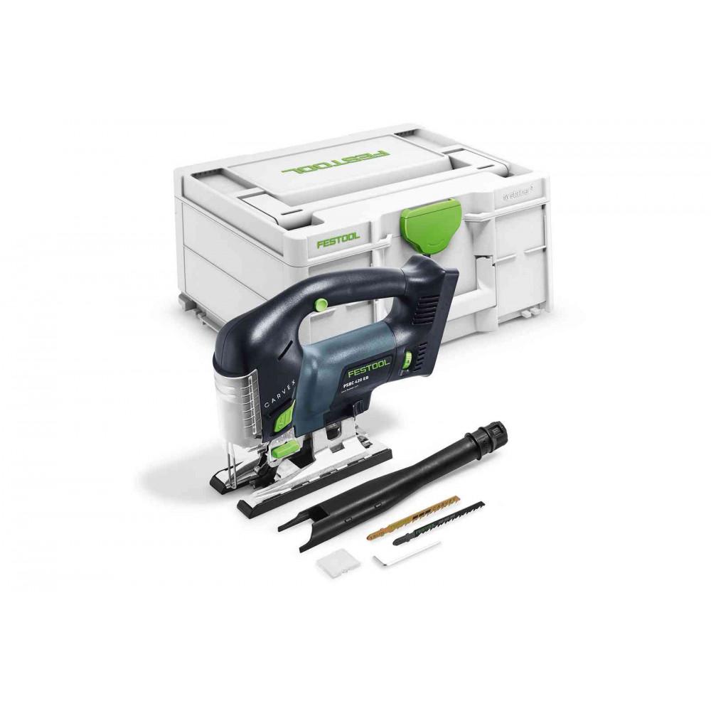 Festool Акумуляторний Маятниковий лобзик PSBC 420 EB-Basic CARVEX 576530