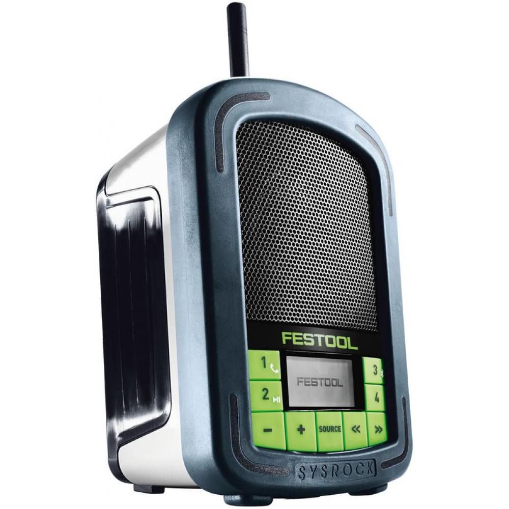 Festool Радіоприймач BR 10 SYSROCK 200183