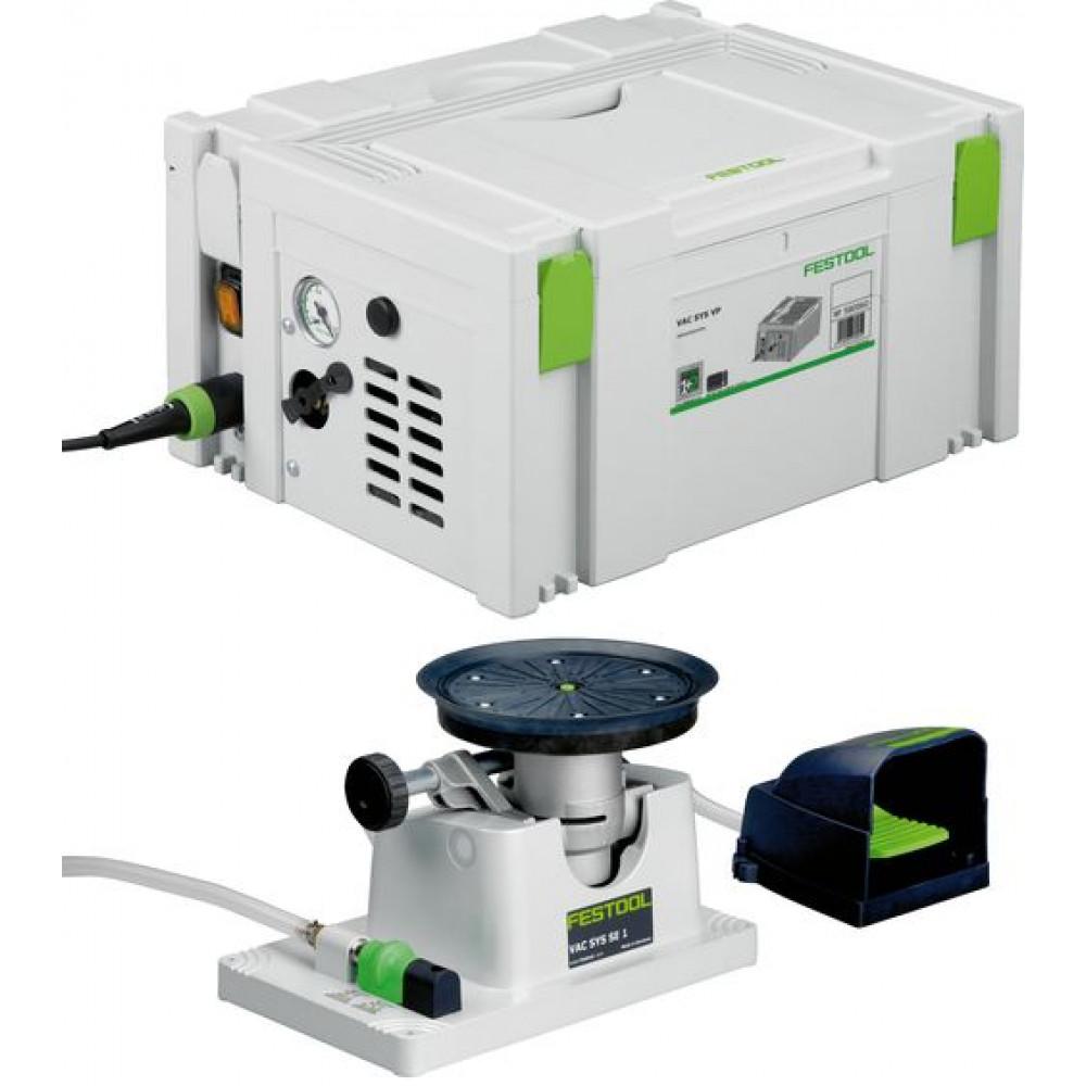 Festool Вакуумна зажимна система VAC SYS Set SE1 712223