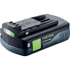 Festool Аккумулятор BP 18 Li 3,1 CI 203799