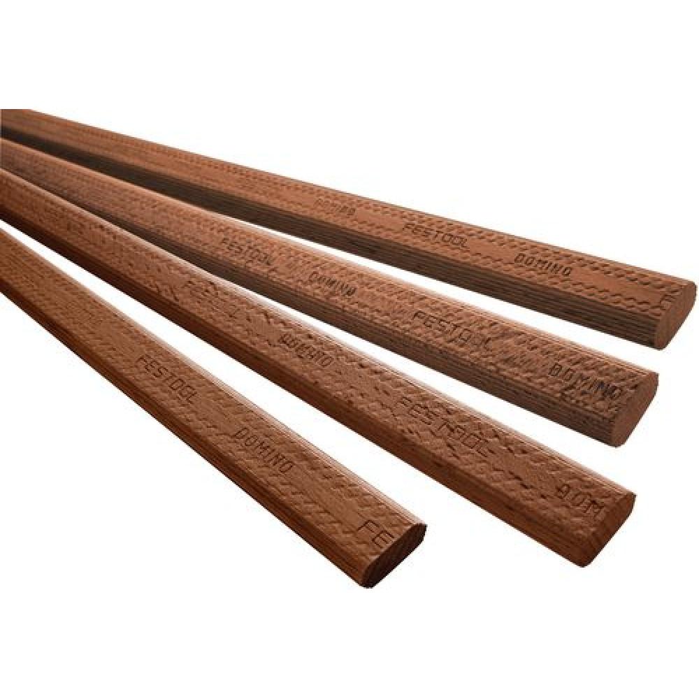 Festool Стержень для шипів DOMINO из древесины Sipo D 8x750/36 MAU 498690