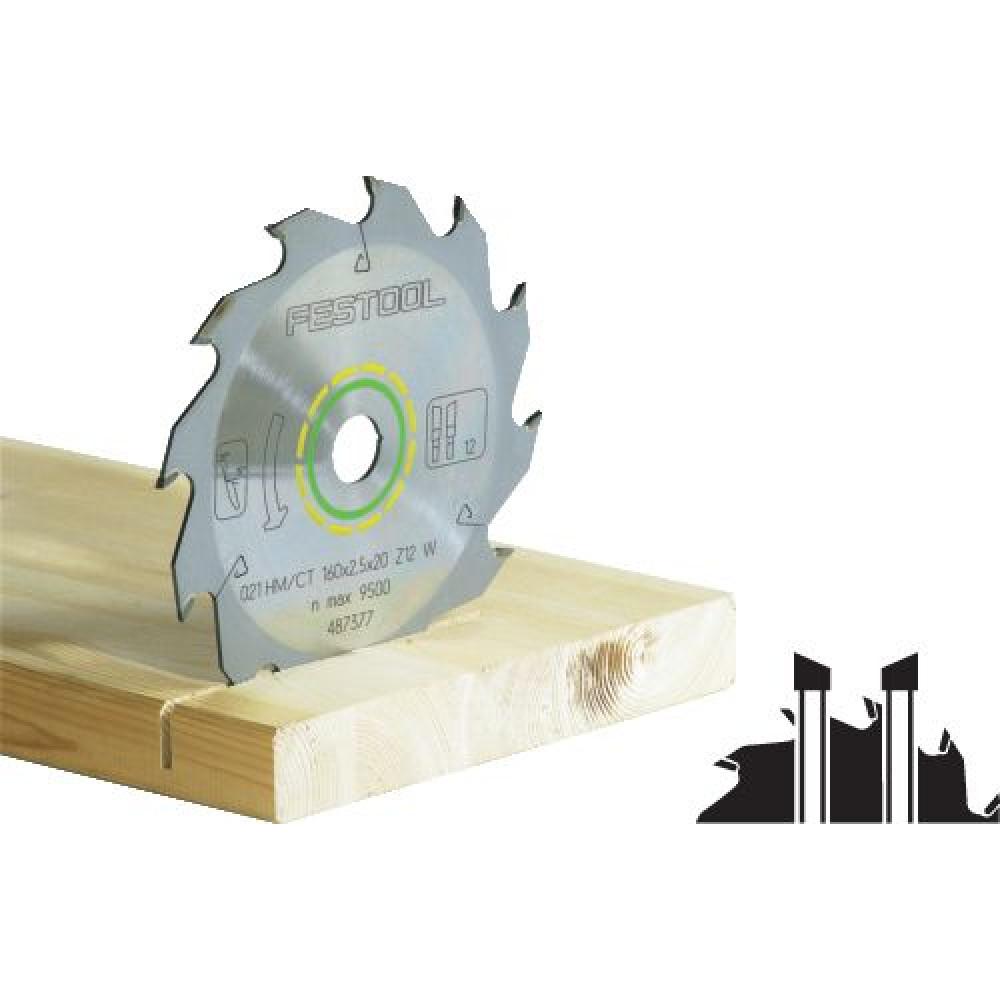 Festool Стандартний Пиляльний диск 190x2,8x30 W16 486296