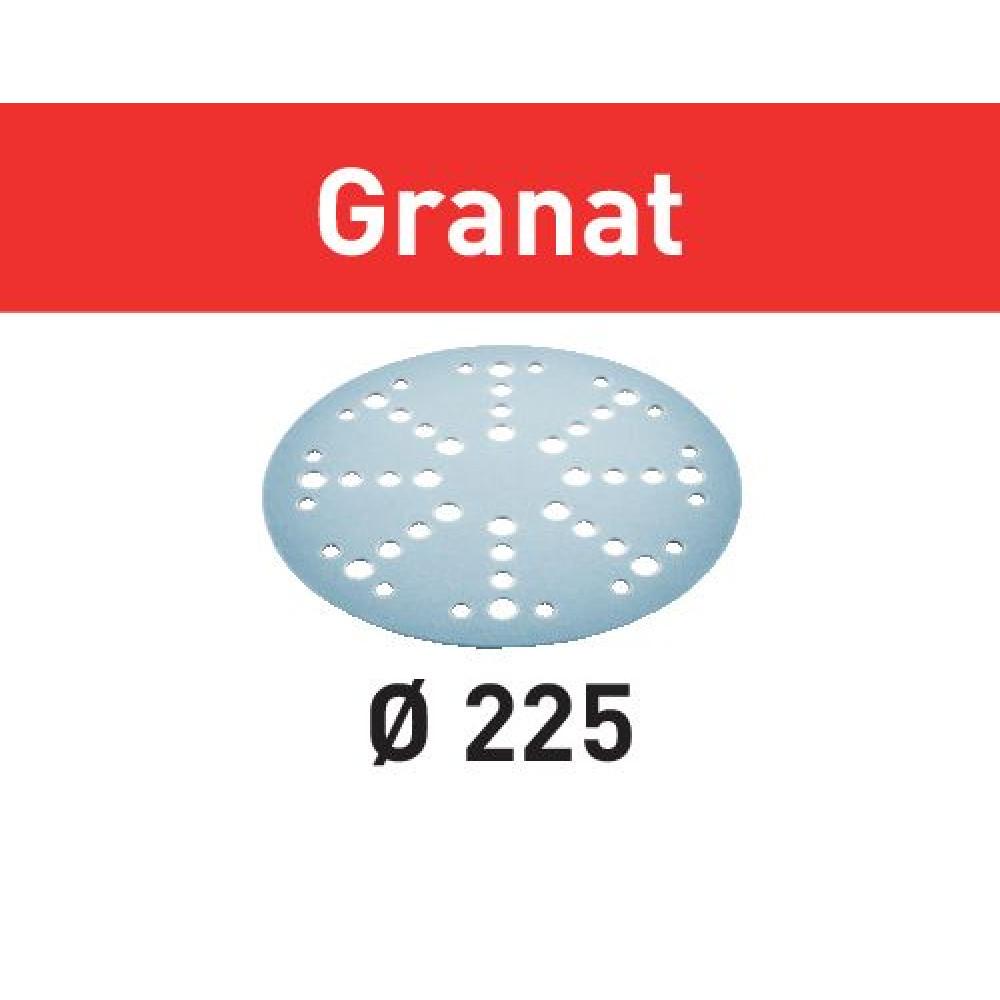 Festool Шліфувальні круги STF D225/48 P40 GR/25 Granat 205653