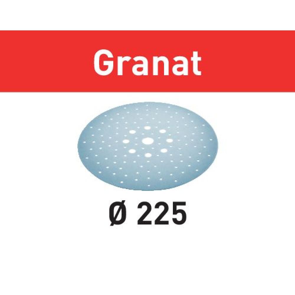 Festool Шліфувальні круги STF D225/128 P240 GR/25 Granat 205663