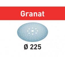 Festool Шлифовальные круги STF D225/128 P120 GR/25 Granat 205657