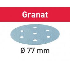 Festool Шлифовальные круги STF D 77/6 P1000 GR/50 Granat 498930