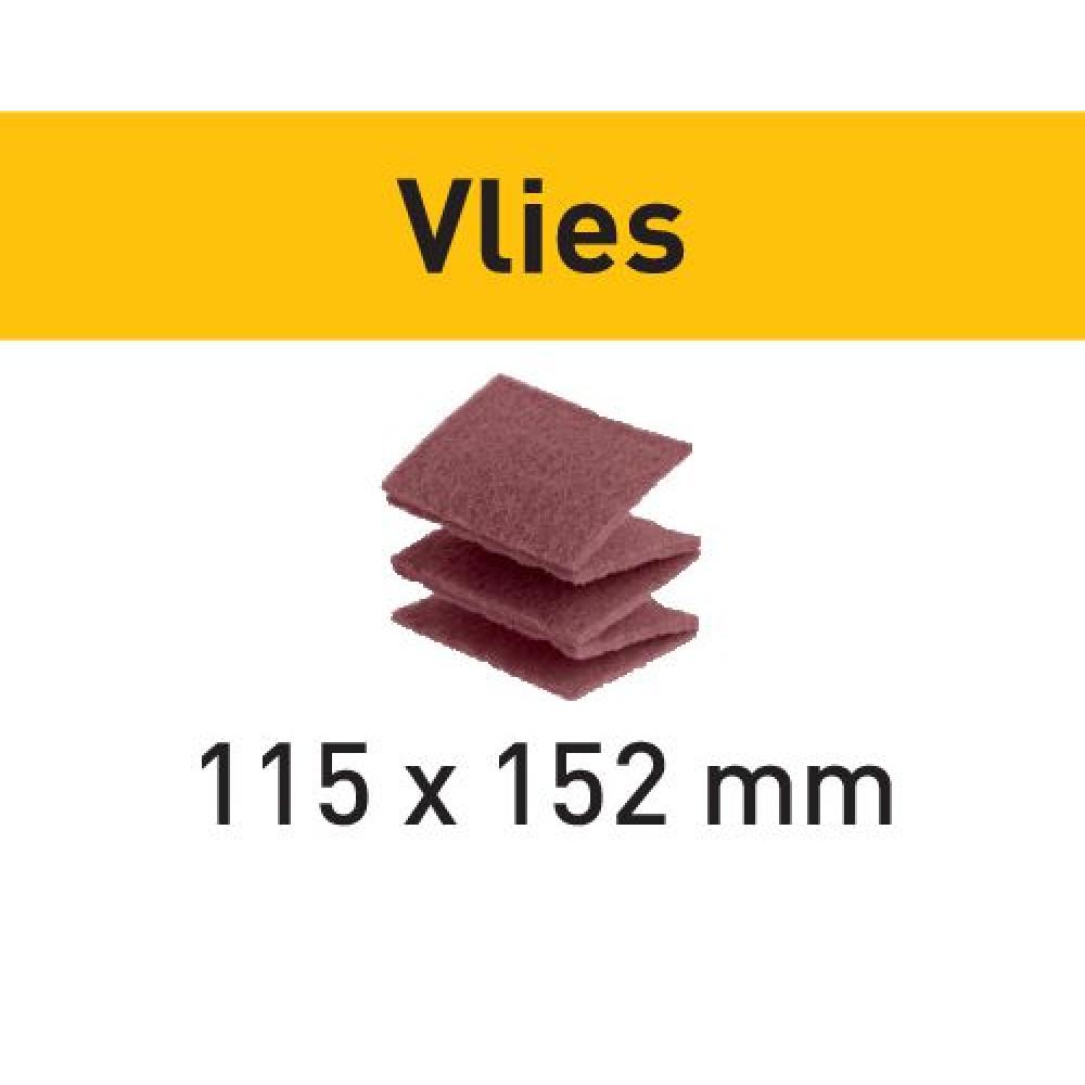 Festool Шліфувальний матеріал 115x152 FN 320 VL/30 Vlies 497088