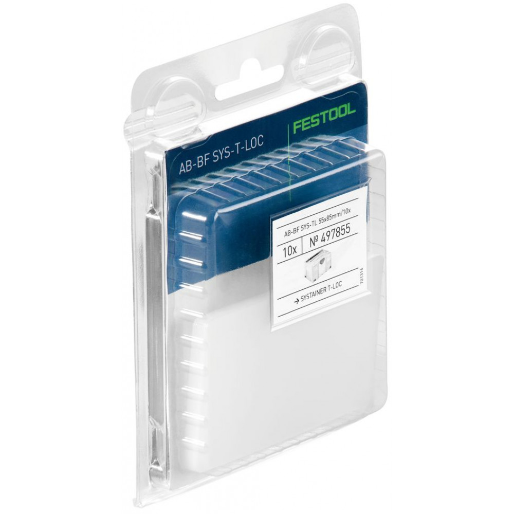 Festool Захисна накладка AB-BF SYS TL 55x85mm /10 497855