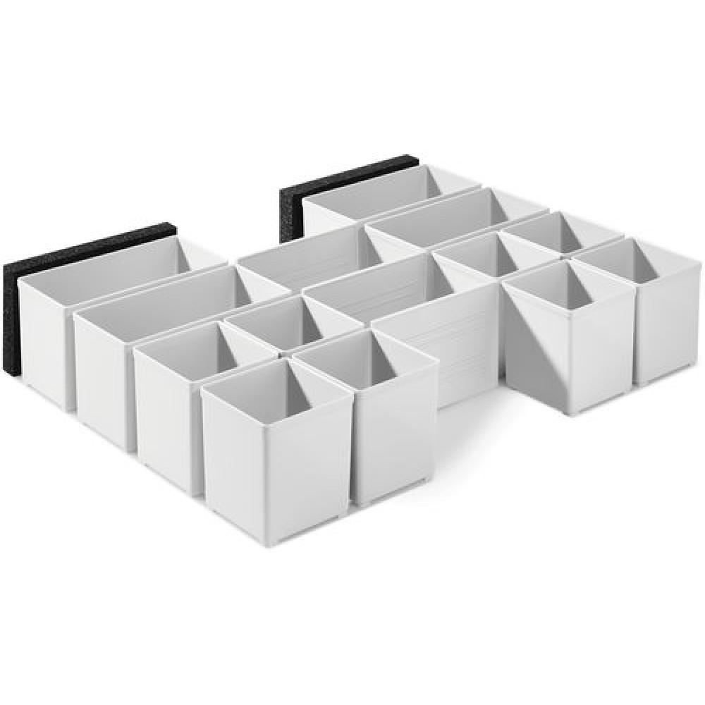 Festool Запасні бокси Set 60x60/120x71 3xFT 201124